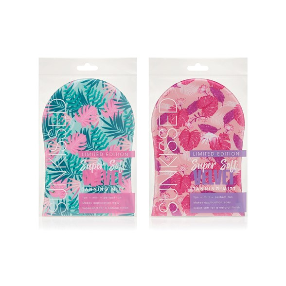 Hawaiian Single Sided Tanning Mitt