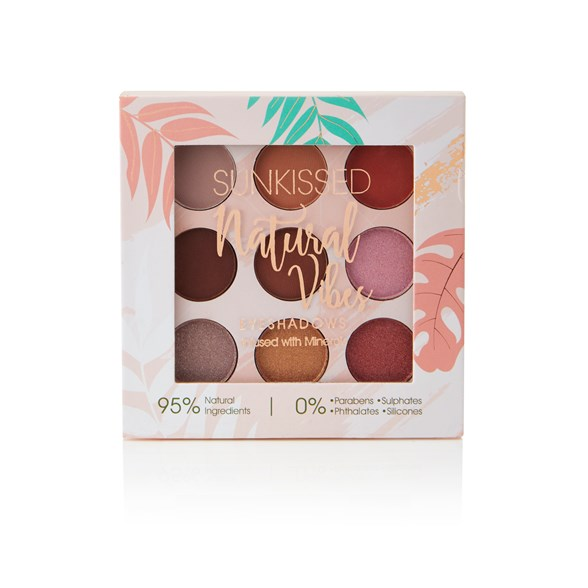 Natural Vibes Eyeshadow Palette