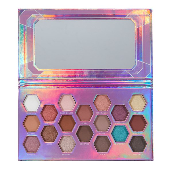 Crystal-Eyes Eyeshadow Palette