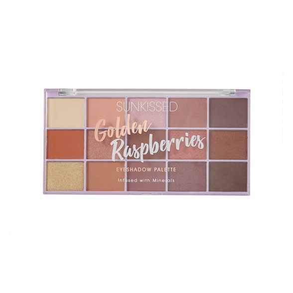 Golden Raspberries Palette