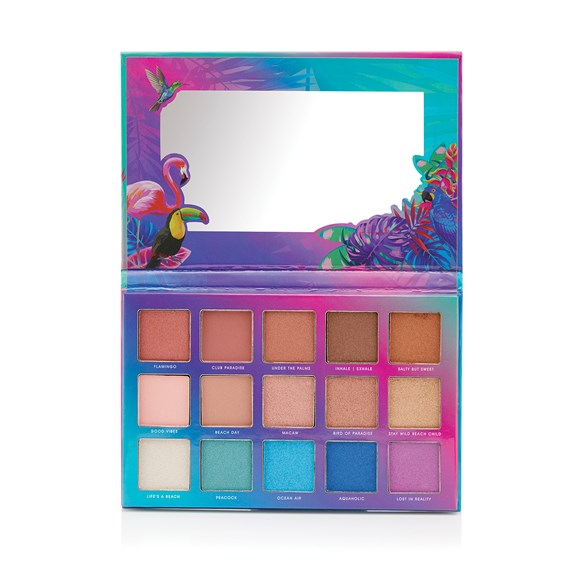 Electric Eyes Eyeshadow Palette