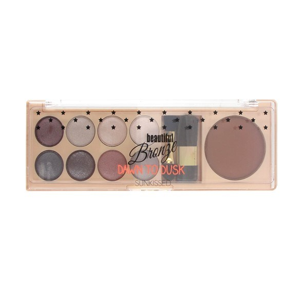 Beautiful Bronze Dawn Til Dusk  Eye Palette & Bronzer