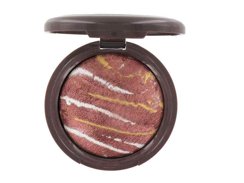 Metallic Bronze Blush
