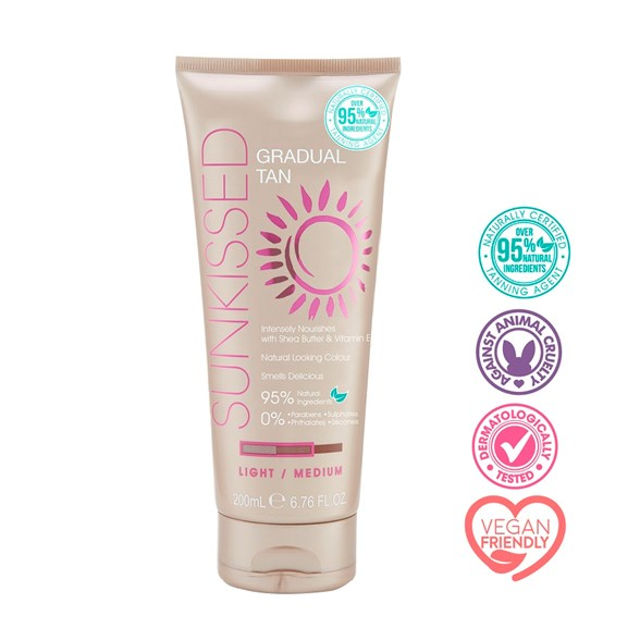 Gradual Tan Light/Medium