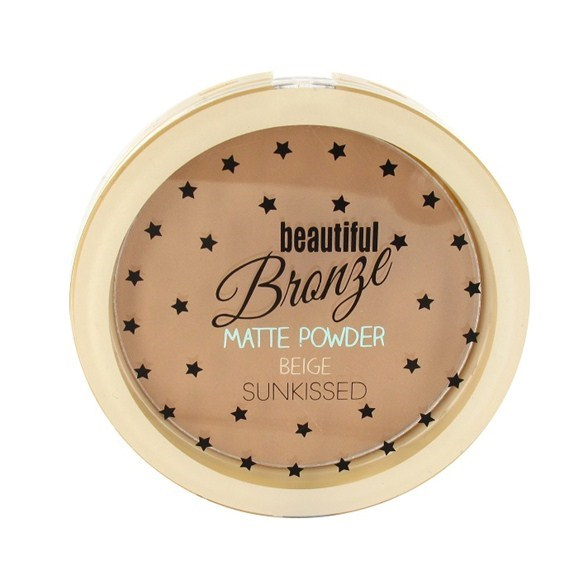 Beautiful Bronze Matte Powder Beige