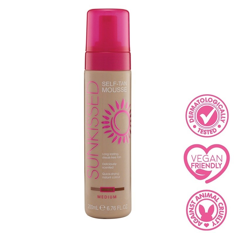 Self-tan Mousse Medium