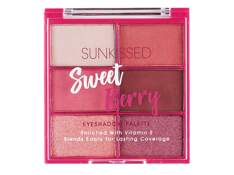 Sweet Berry Eyeshadow Palette