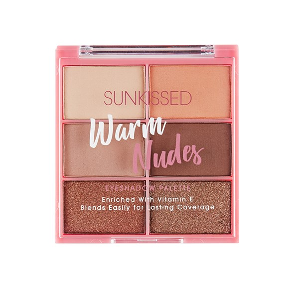 Warm Nudes Eyeshadow Palette